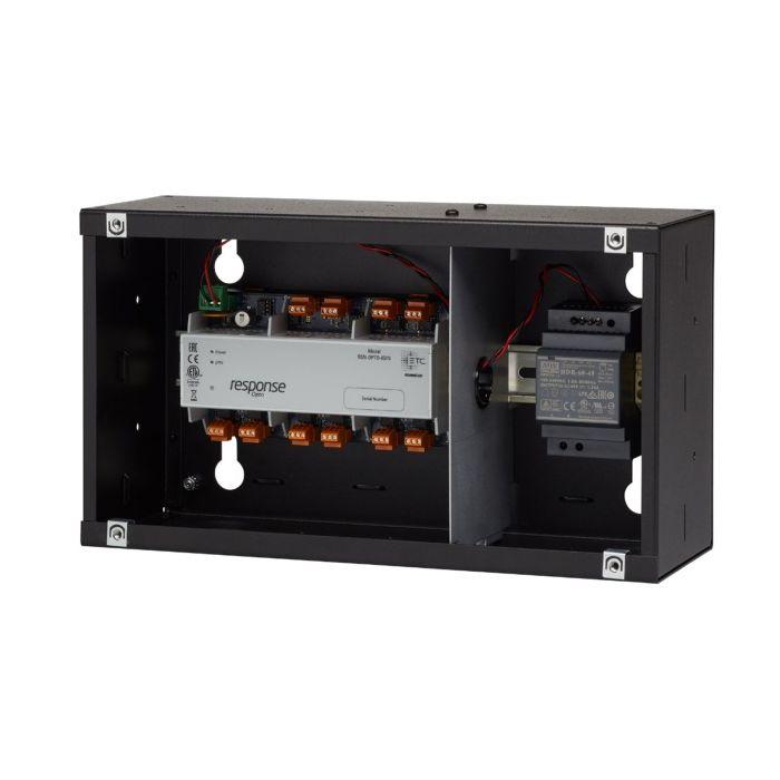 ETC Response Opto-Splitter - DIN Box with single splitter