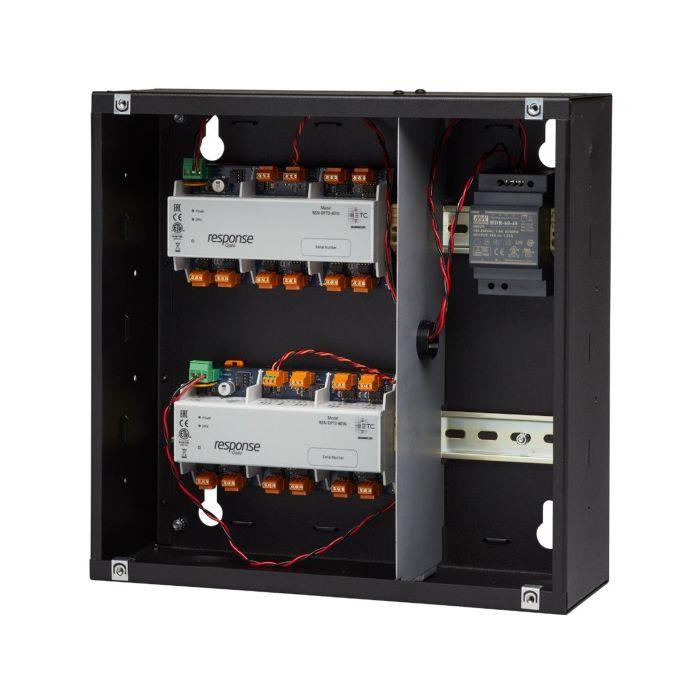 ETC Response Opto-Splitter - DIN Box with dual splitter