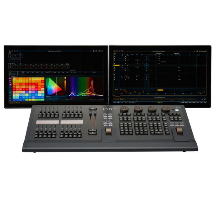ETC Ion Xe 20 console, 2,048 outputs