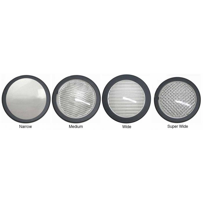 ETC S4 PAR Set of Four Lenses