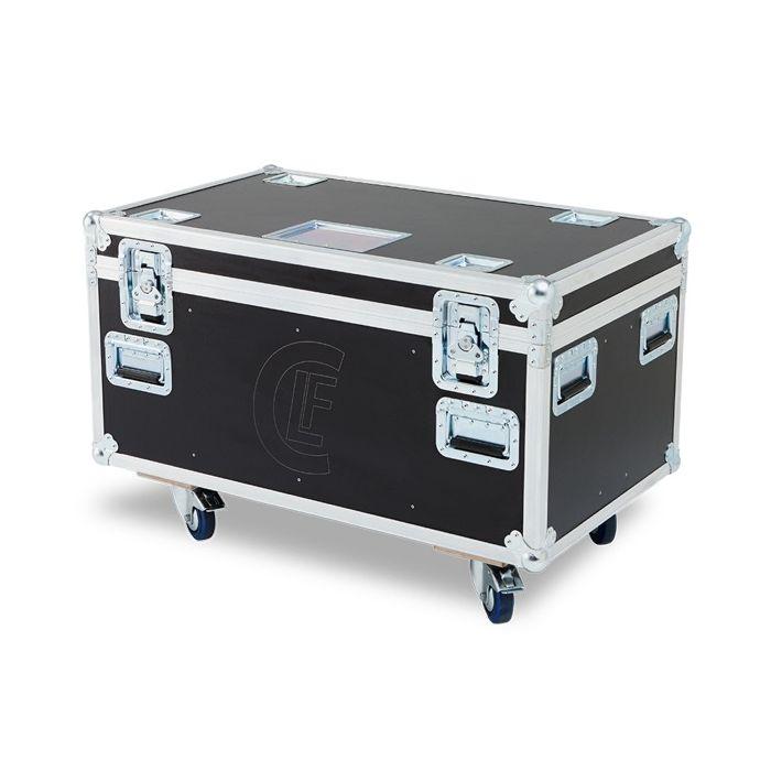 CLF Flightcase for 8x CLF CONAN,YARA,DYNAMIC WHITE