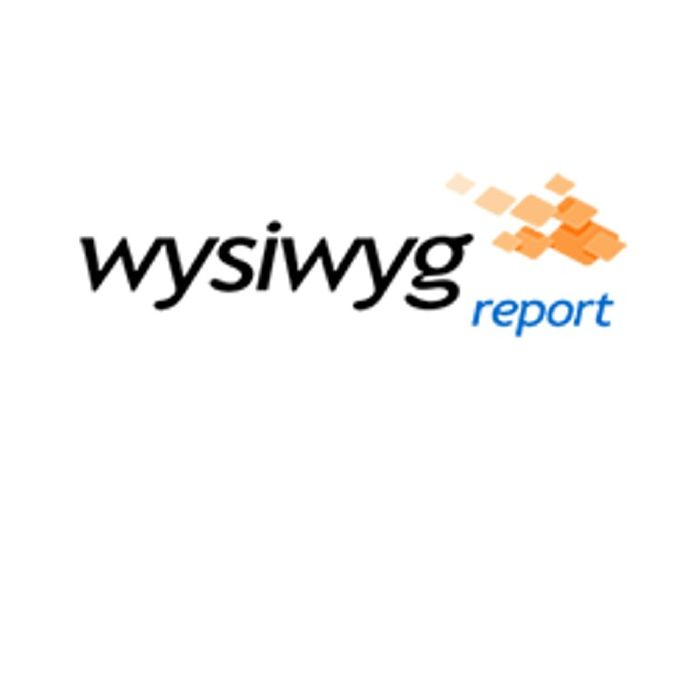 CAST WYSIWYG Report incl Dongle