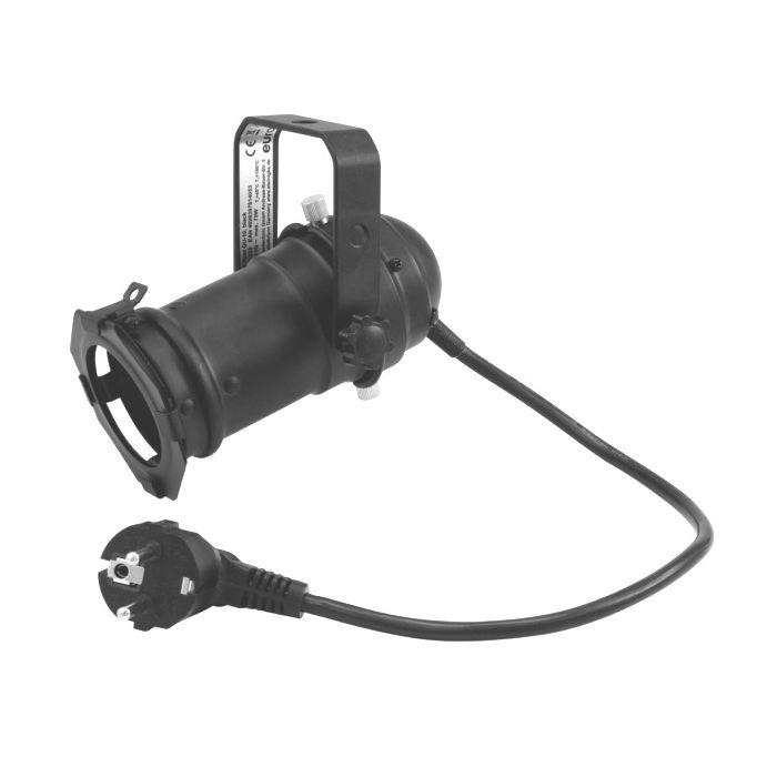 Eurolite PAR-16 Spot GU-10 Black