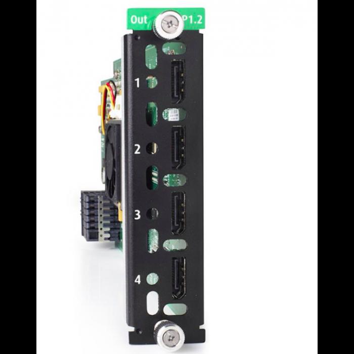 Barco DisplayPort 1.2 Output Card