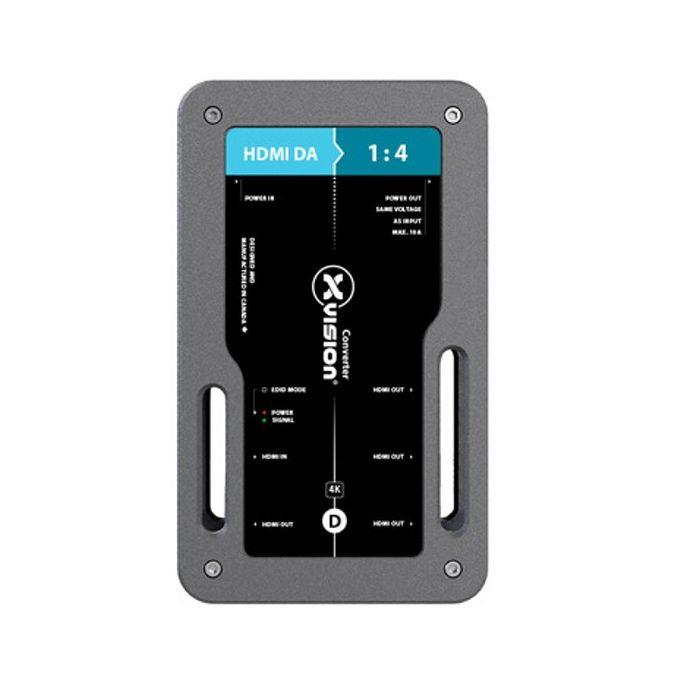 xVision Conv, HDMI DA 1:4 4K60