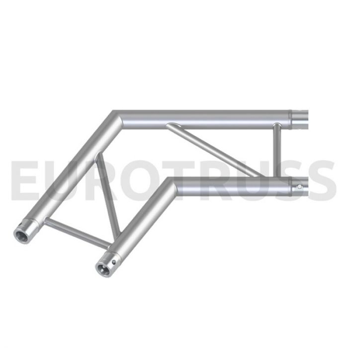 Eurotruss FD32 120dg corner 2-way 50x50cm H