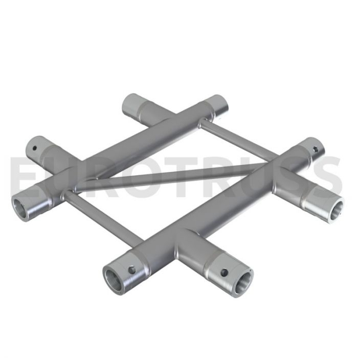 Eurotruss FD32 X-joint corner 4-way 50x50cm X/H