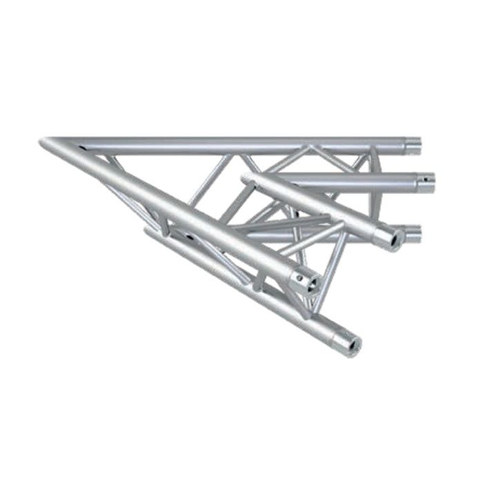 Eurotruss FD33 45 dgr corner 2-way 100x100cm
