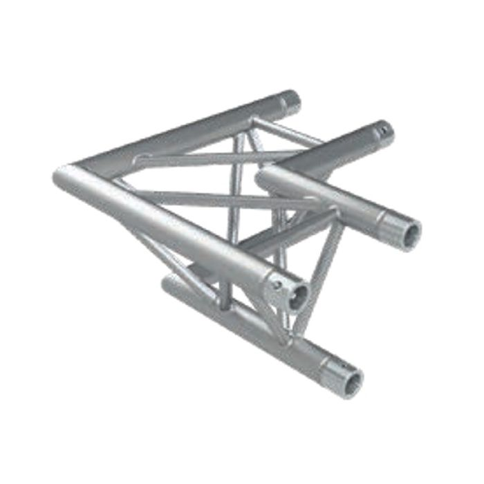 Eurotruss FD33 90 dgr corner 2-way 50x50cm