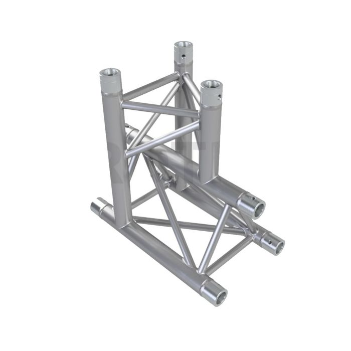 Eurotruss FD33 50cm with up corner 3-way 50x50cm