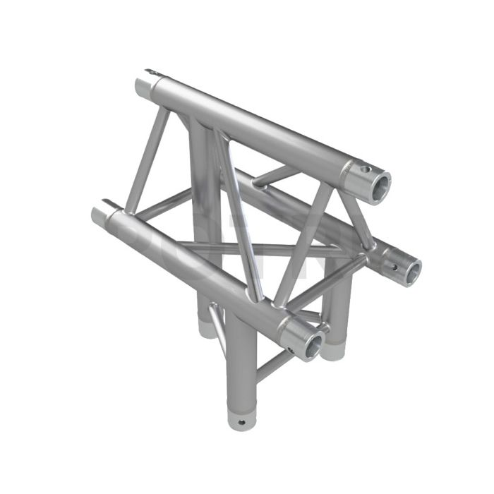 Eurotruss FD33 50cm with down corner 3-way 50x50cm