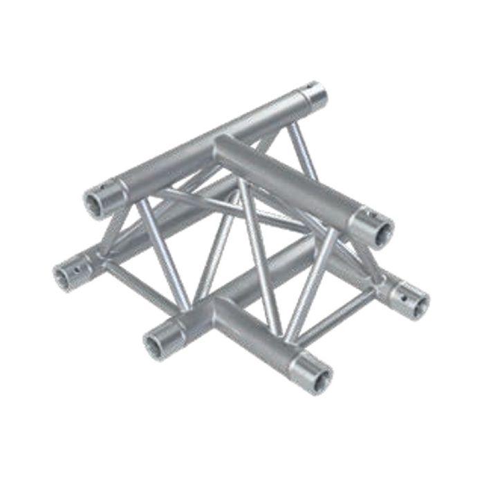 Eurotruss FD33 T-joint corner 3-way 50x50cm
