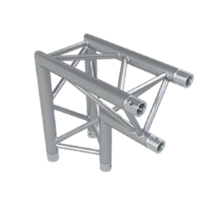 Eurotruss FD33 90 dgr up corner 2-way 50x50cm