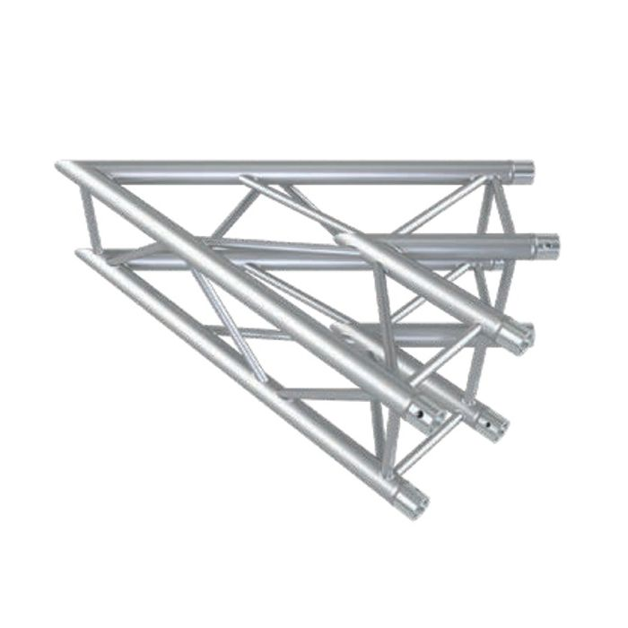 Eurotruss HD34 45 dgr corner 2-way 100x100cm