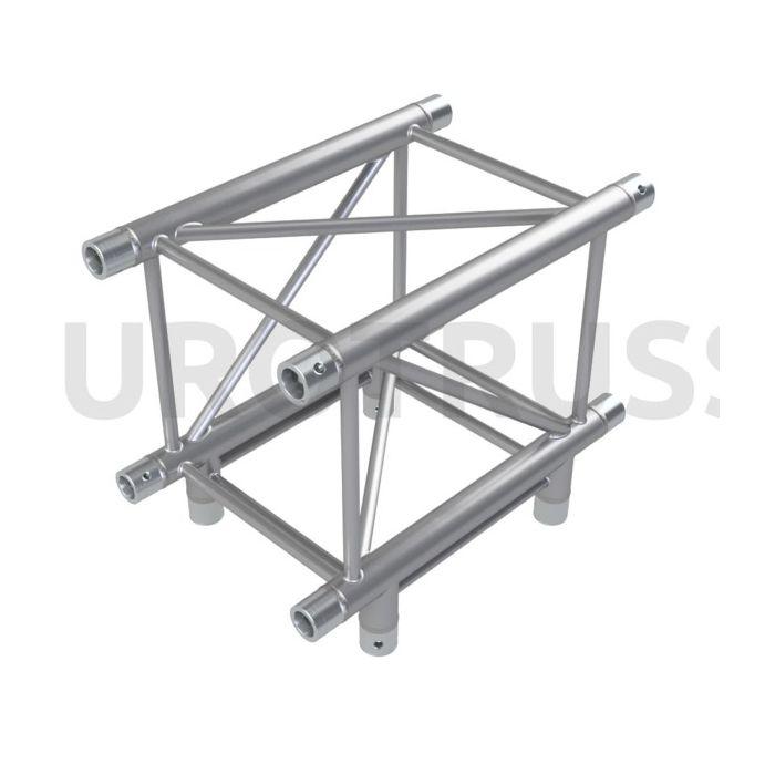 Eurotruss HD44 T-joint corner 3-way 60x50cm