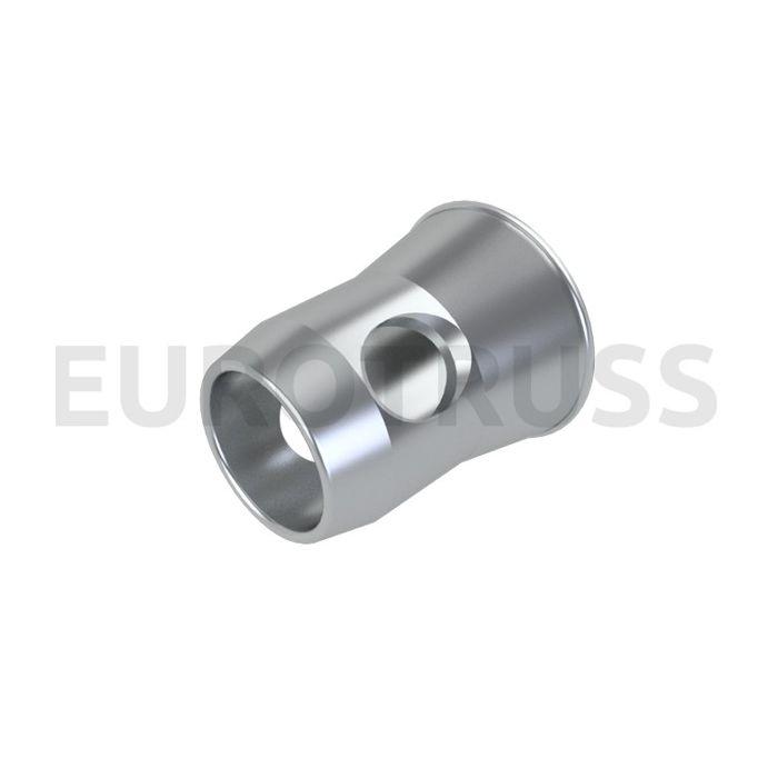 Eurotruss BLK-SCON-ST Bold on Screw Steel 1/2 Connector