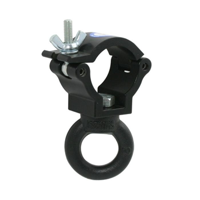 Doughty T5884001 Atom Hanging Clamp Black
