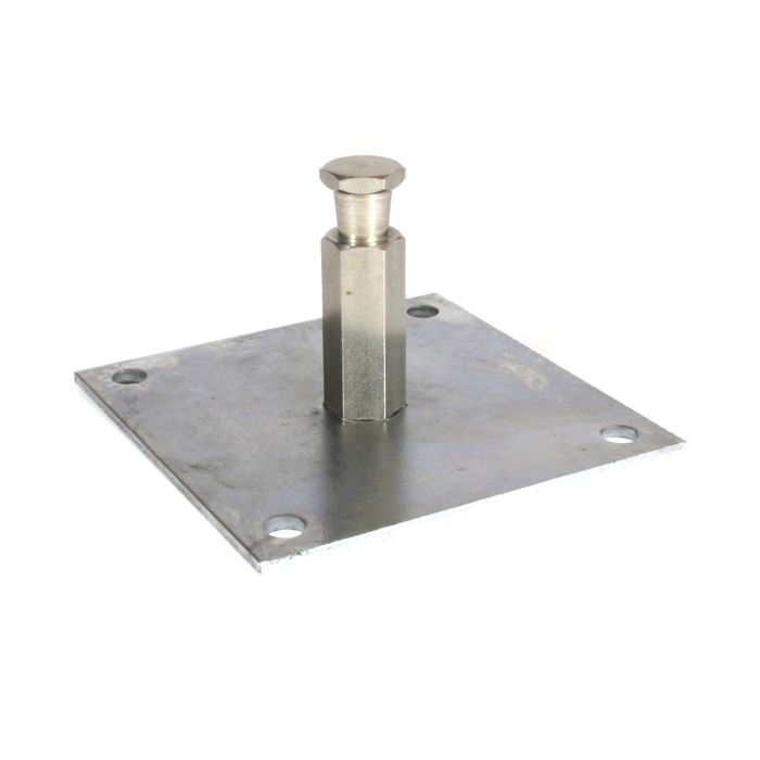Doughty G1176 Snap-In Mounting Plate 100x100mm