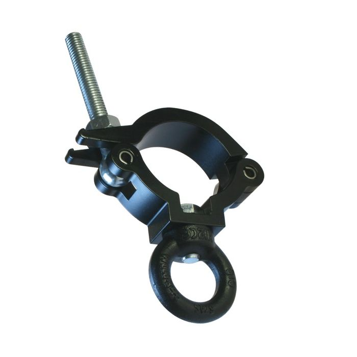 Doughty T57456 Mammoth Slimline Hanging Clamp Black