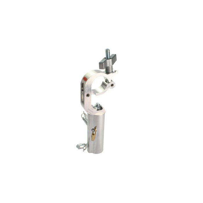 Doughty T58869 Trigger TV Clamp Silver
