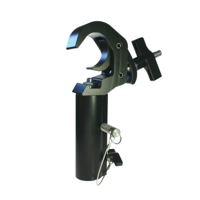 Doughty T58241 TV Quick Trigger Clamp Black