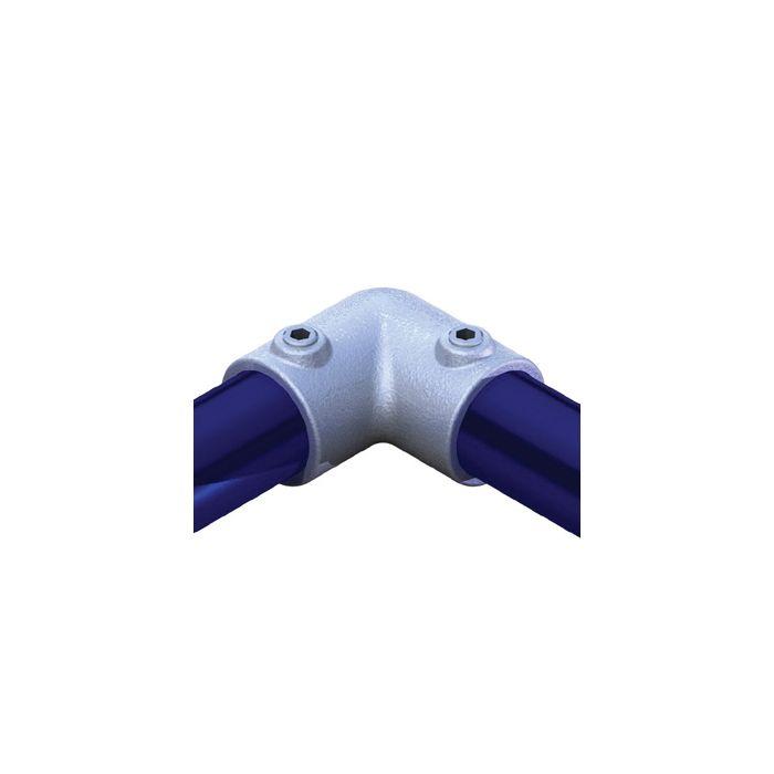 Doughty T12500 Pipeclamp Elbow 90 Deg.