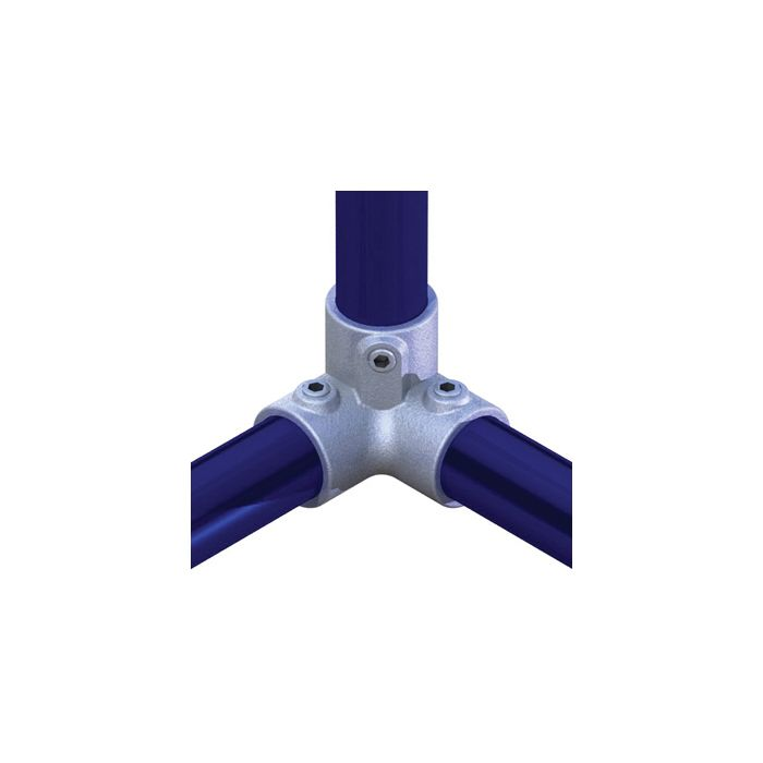 Doughty T12800 Pipeclamp 3 Way Elbow 9