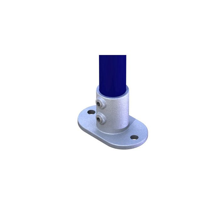 Doughty T13200 Pipeclamp Railing Base