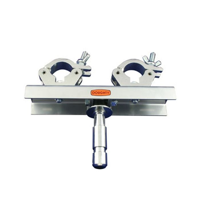 Doughty T57211 Fixed Truss Adaptor 200-400mm Silver