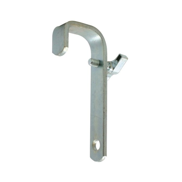 Doughty T20107 Hook Clamp 50mm Straight