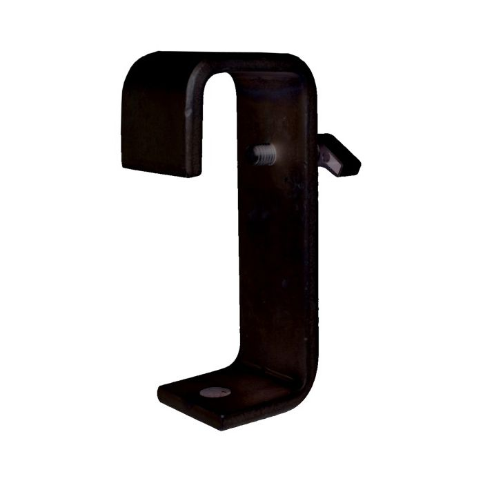 Doughty T20401 Hook Clamp 50mm Heavy Duty Black