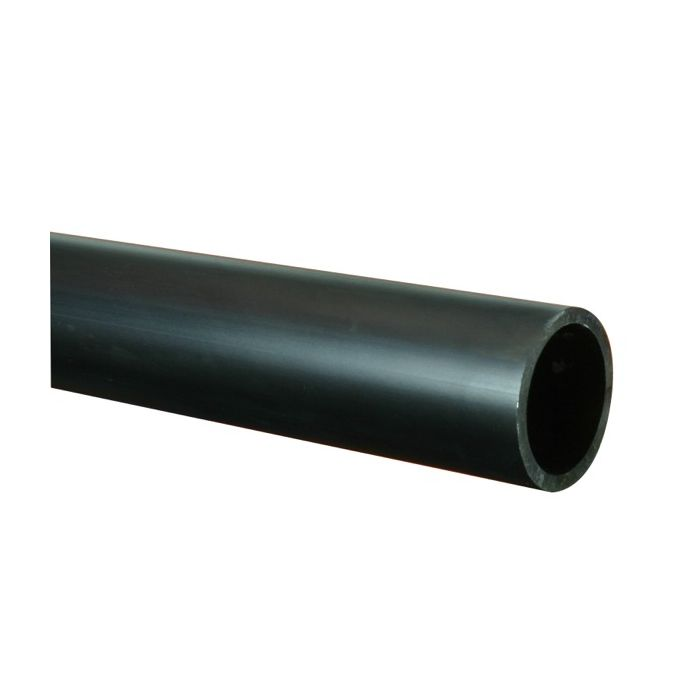Doughty T2400001 Aluminium Barrel 48mm 6,1m Black