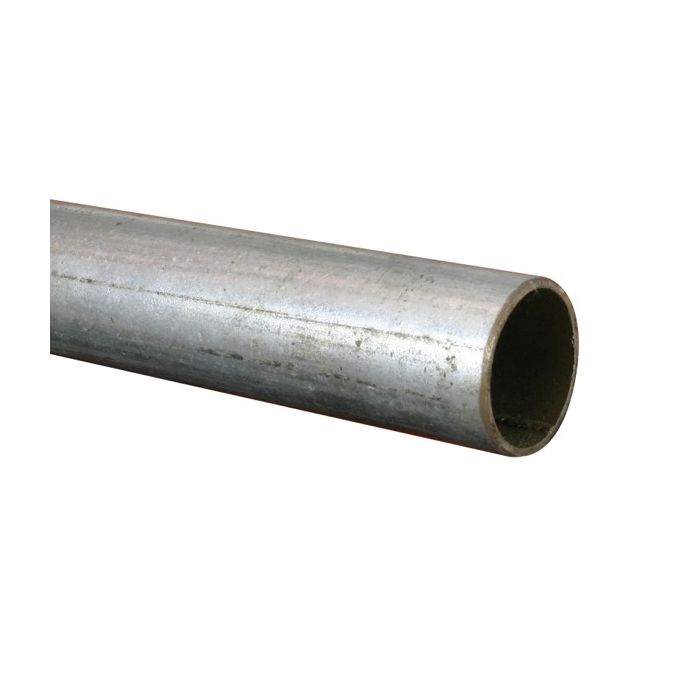 Doughty T24010 Galvanised Steel Tube 48mm 6,4m