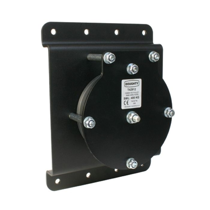 Doughty T42997 Wall Mounting Plate (100mm)