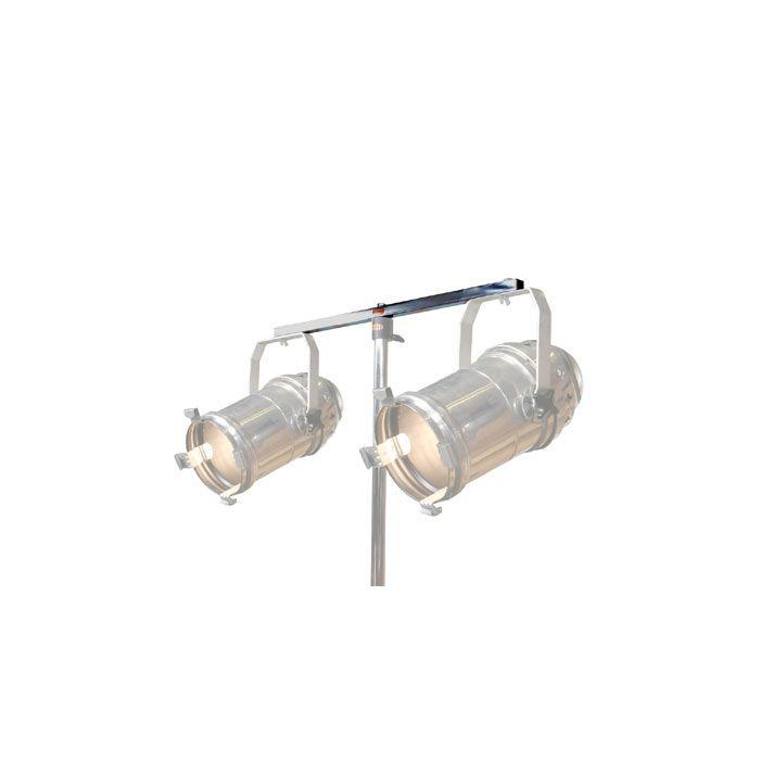 Doughty T43100 Tee Bar 4 Lantern Zinc