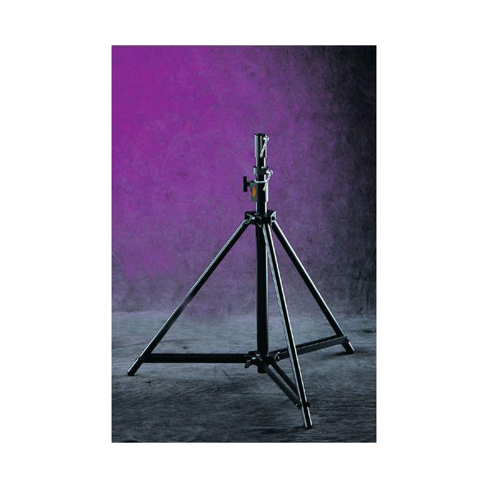 Doughty T51701 Shadow Range Followspot Stand Black