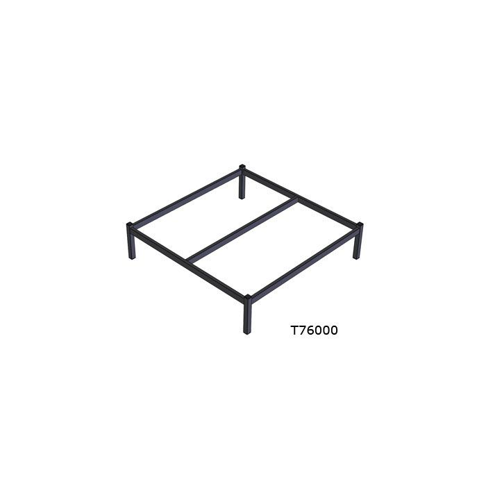 Doughty T76000 Easydeck Standard 1 x 1 x 0,25m