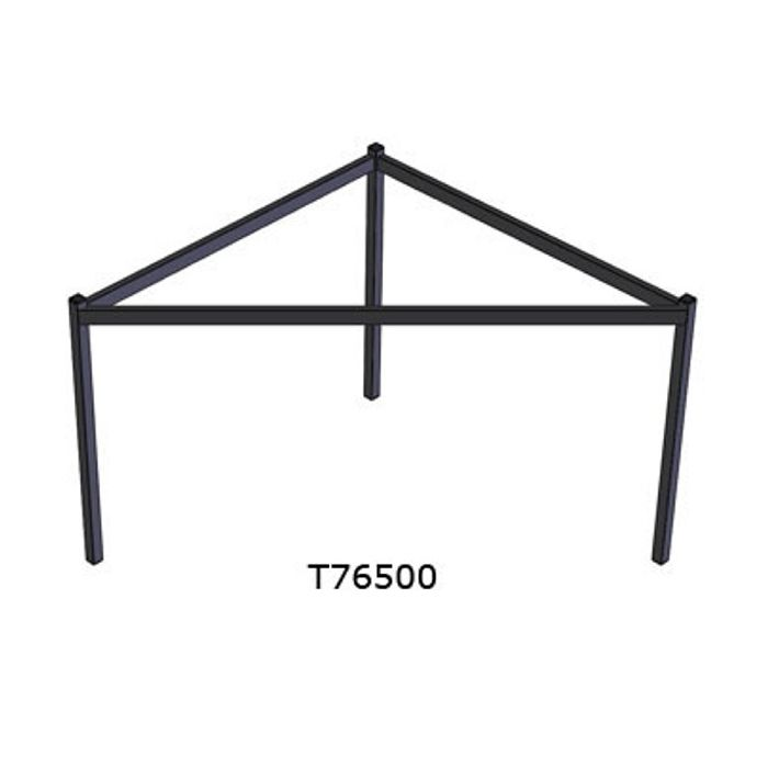 Doughty T76500 Easydeck Triangular 1 x 1 x 0,75m