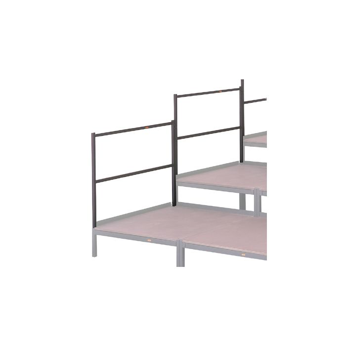 Doughty T77100 Easydeck 1m Ramp Handrail