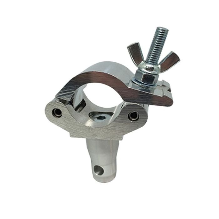 Doughty T45810 Weld Base Clamp With Half Connector