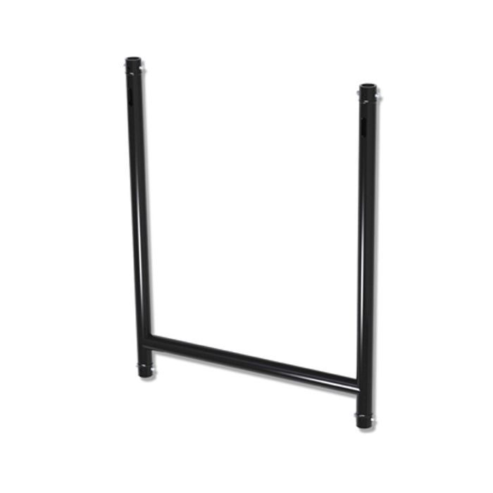 Doughty T45911 H Frame Assembly Large Black