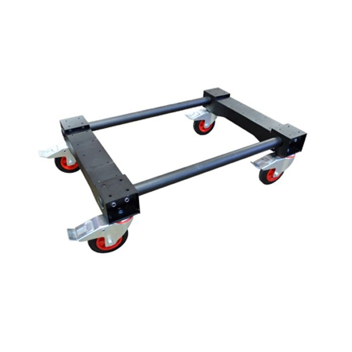 Doughty Trolley Chassis With Castors (Pair)