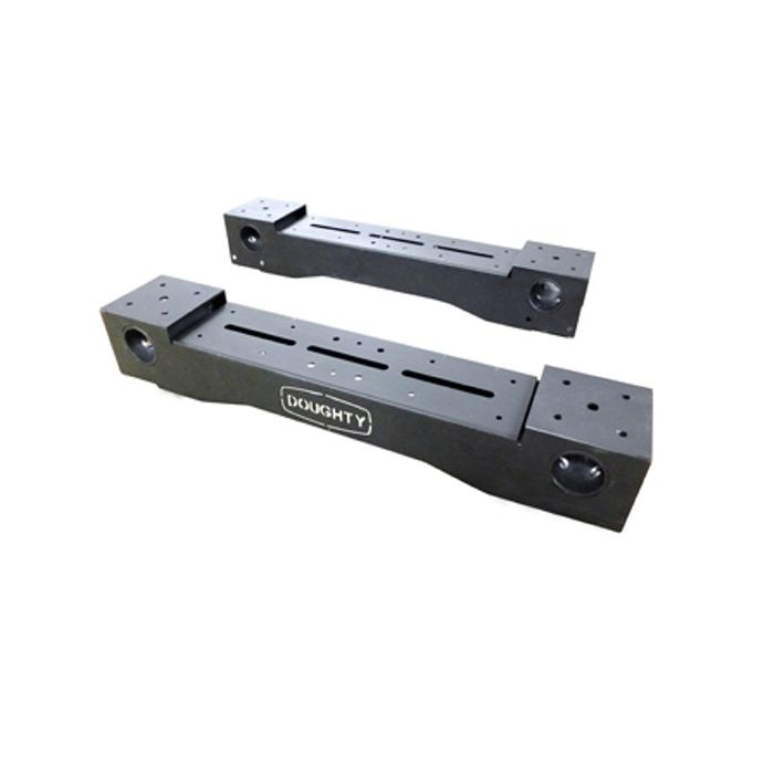 Doughty Trolley Chassis Bare (Pair)