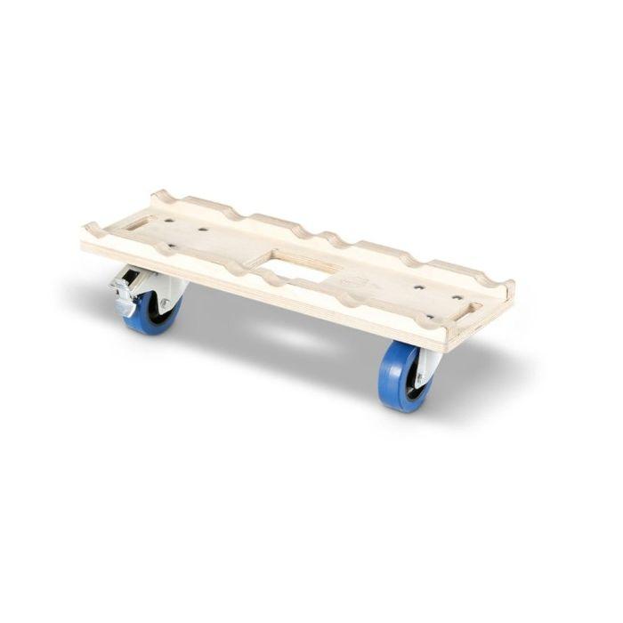 Adam Hall Eurotruss Roll Board 2x100mm Wheels