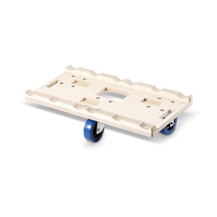 Adam Hall Eurotruss Roll Board 3x100mm Wheels