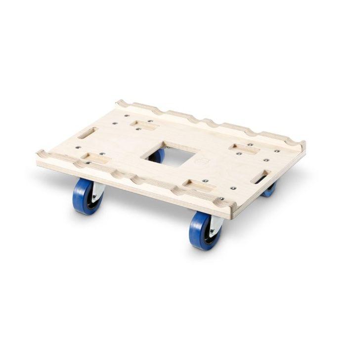 Adam Hall Eurotruss Roll Board 4x100mm Wheels