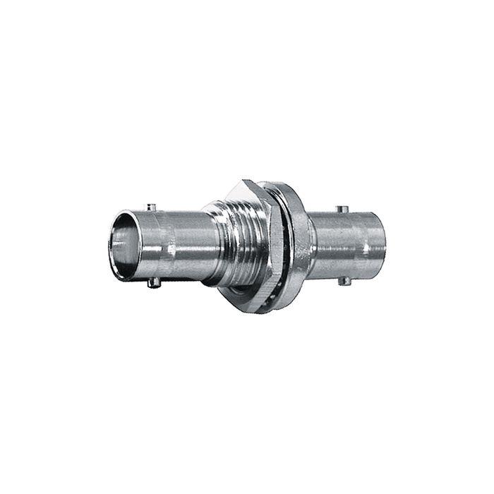 BNC Adapter 50ohm F-F bolt