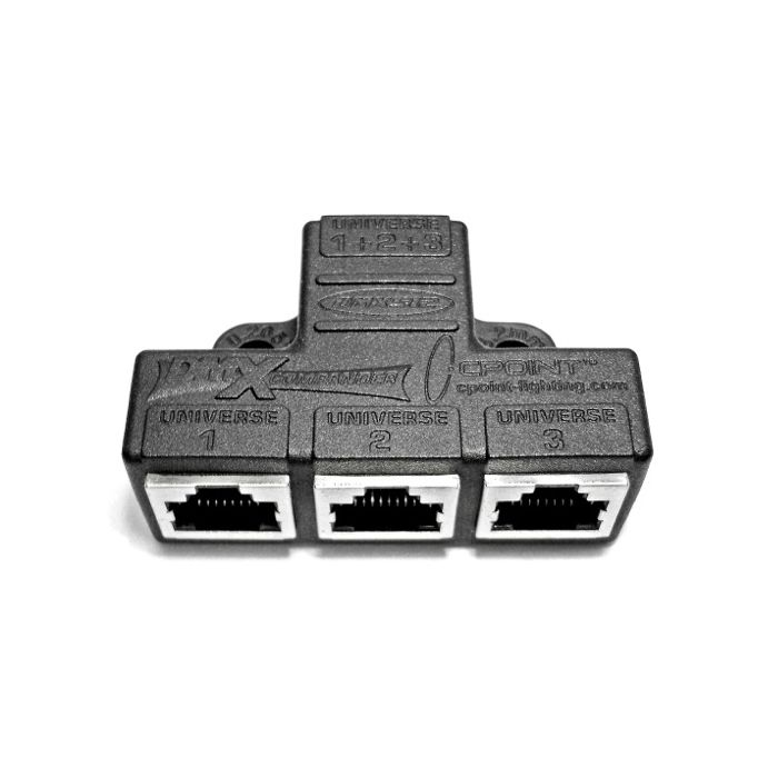 CPoint RJ45 DMXcompander