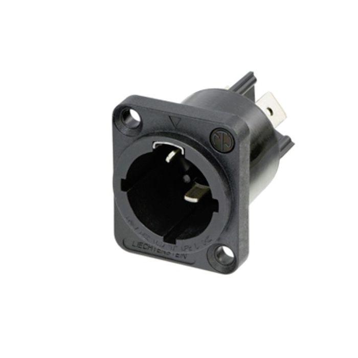 Neutrik NAC3MPX-TOP inlet connector