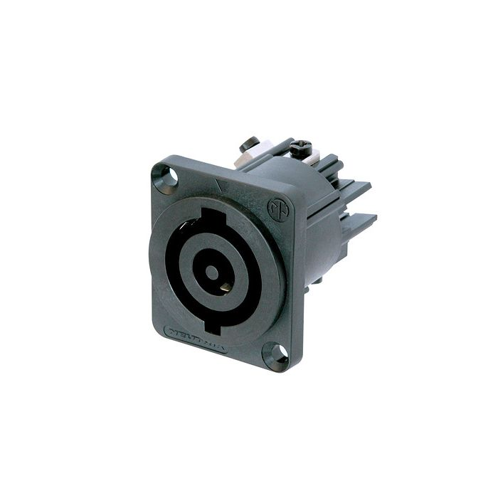 Neutrik powerCON 32 A chassis connector, power-in